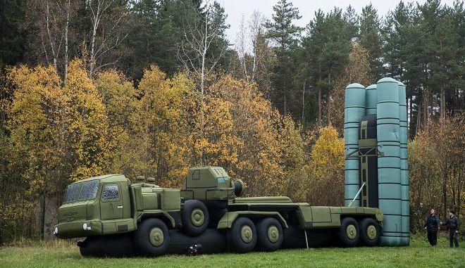 Ρωσικοί πύραυλοι