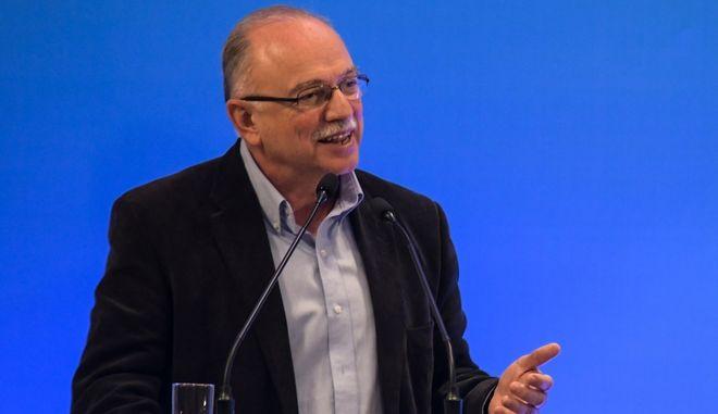 Ο Δημήτρης Παπαδημούλης σε ευρωπαϊκό συνέδριο για το μέλλον της Ευρωπαϊκής Ένωσης
