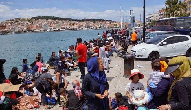 Έκκληση δημάρχου Μυτιλήνης για τους μετανάστες: Είμαστε σε κατάσταση εκτάκτου ανάγκης