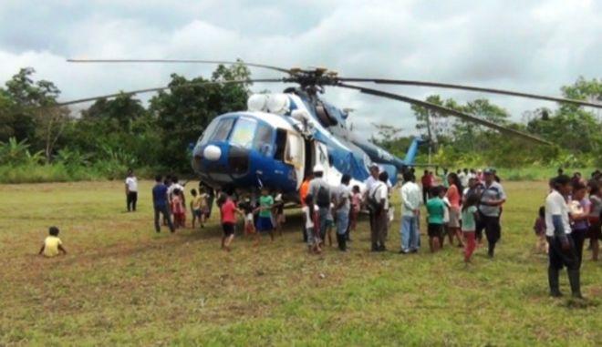 Φυλή του Αμαζονίου απελευθέρωσε υπαλλήλους πετρελαϊκής εταιρείας