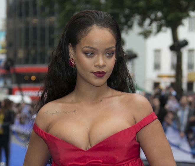 Η Rihanna