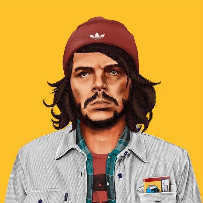 Οι μεγαλύτεροι ηγέτες του κόσμου ως hipster
