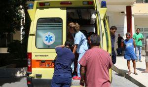Σε σοβαρή αλλά σταθερή κατάσταση το κοριτσάκι που καταπλακώθηκε από καγκελόπορτα