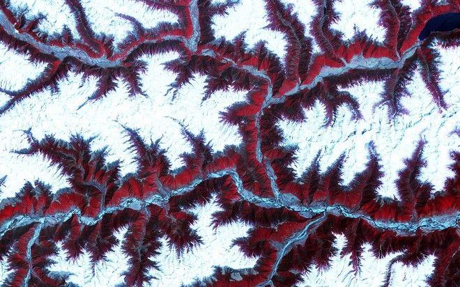 NASA: Απίστευτες φωτογραφίες της Γης από το διάστημα