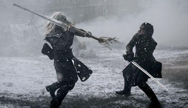 Game of Thrones: Γιατί δεν έσπασε το σπαθί του Τζον Σνόου