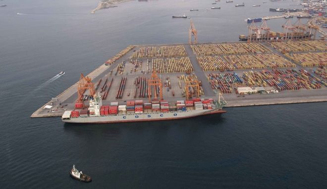 O Πειραιάς το λιμάνι με την ταχύτερη ανάπτυξη παγκοσμίως σύμφωνα με την Die Ziet