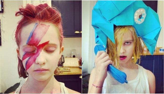 """Η 8χρονη Pearl Parkin αλλάζει καθημερινά """"προσωπικότητα"""" για καλό σκοπό"""