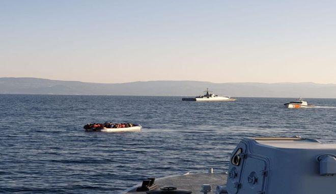 Σειρά περιστατικών με Τουρκικές Ακταιωρούς στην Μυτιλήνη