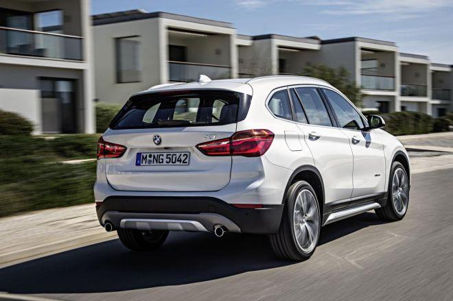 Και προσθιοκίνητη και με κινητήρες 1,5 λ. η νέα BMW X1 (βίντεο)