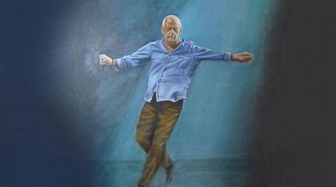 Εγκαίνια για την έκθεση ζωγραφικής του συνθέτη Κώστα Καλδάρα στον πολυχώρο 'ΈΡΙΑ'