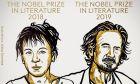 Νόμπελ Λογοτεχνίας στους Peter Handke - Olga Tokarczuk
