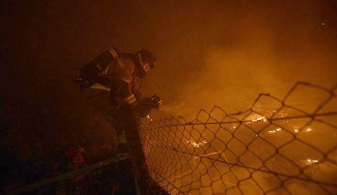 Καίγεται η Γαλικία της Ισπανίας: Δύο νεκροί, εκκενώνεται πανεπιστήμιο