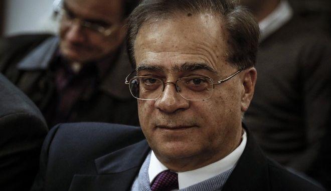 O τέως υπουργός Οικονομικών, Γκίκας Χαρδούβελης