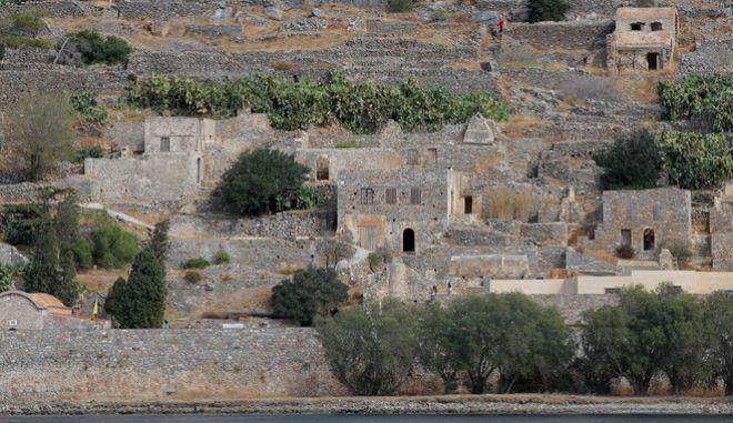 Η Σπιναλόγκα είναι ο δεύτερος σε επισκεψιμότητα αρχαιολογικός χώρος της Κρήτης.