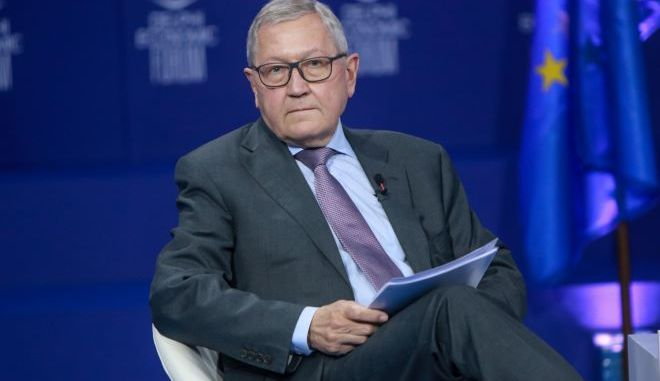 Ο επικεφαλής του Ευρωπαϊκού Μηχανισμού Σταθερότητας (ESM), Κλάους Ρέγκλινγκ.