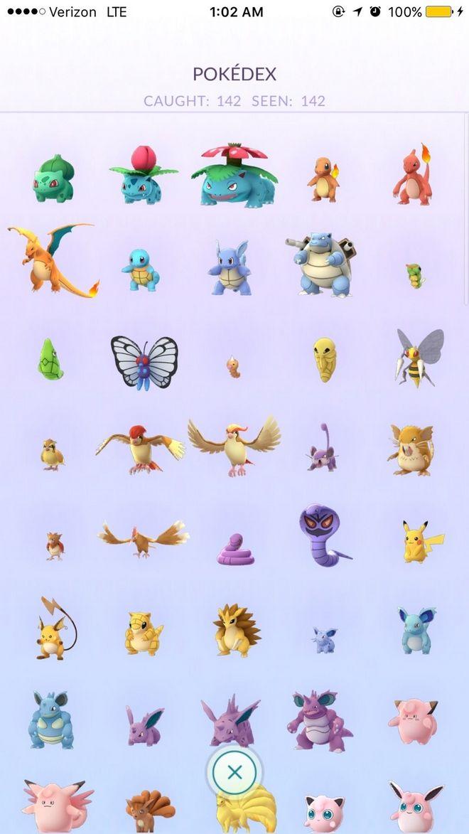 Pokemon Go: Πώς ένας παίχτης κατάφερε να τα πιάσει όλα