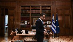 Ελληνοτουρκική κρίση: Ο Μητσοτάκης ενημερώνει τους πολιτικούς αρχηγούς