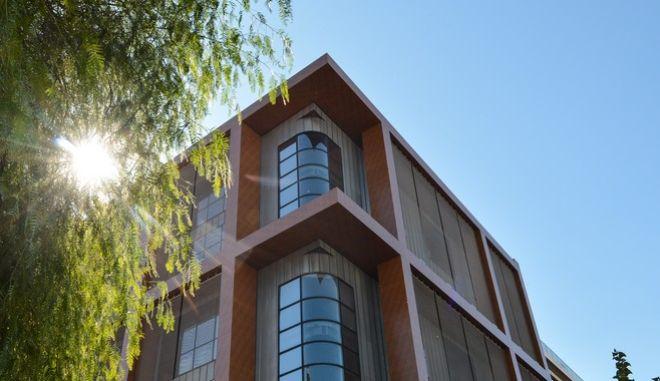 Κτίριο στο κέντρο της Αθήνας
