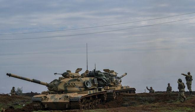 Στρατός τουρκίας (ΦΩΤΟ Αρχείου)