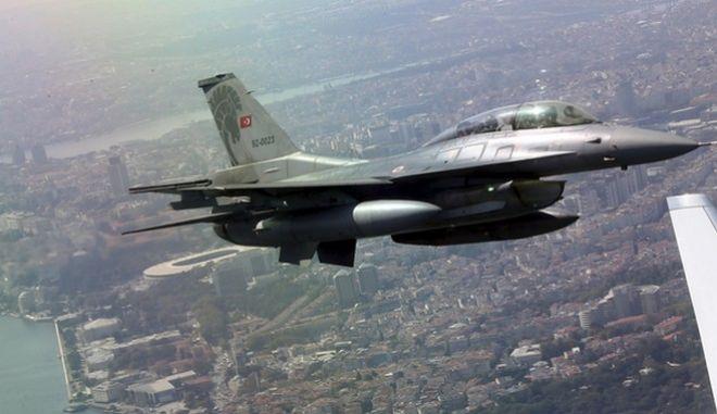 Μαχητικό της Τουρκίας