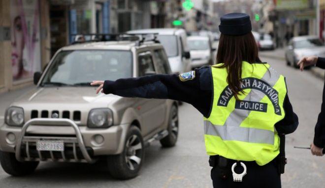 Φωτο αρχείου: Έλεγχοι της τροχαίας
