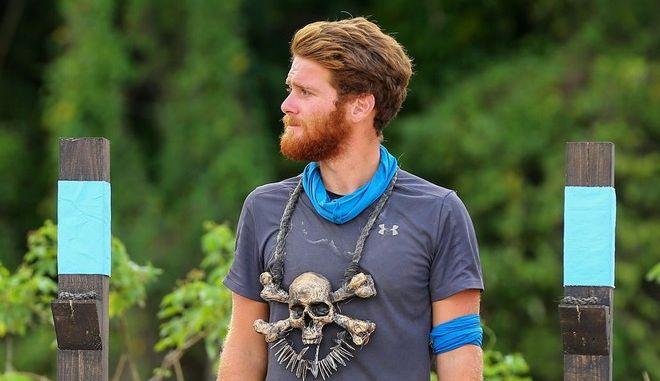 Ο Τζέιμς Καφετζής στο Survivor 4