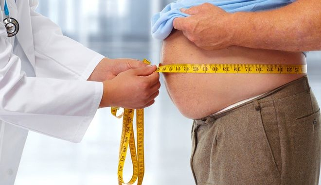 H παχυσαρκία συνδέεται με μειωμένη ανταπόκριση στη γεύση