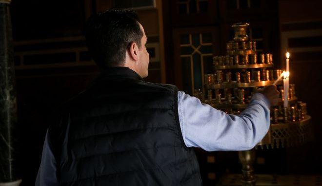 Εικόνα από εκκλησία