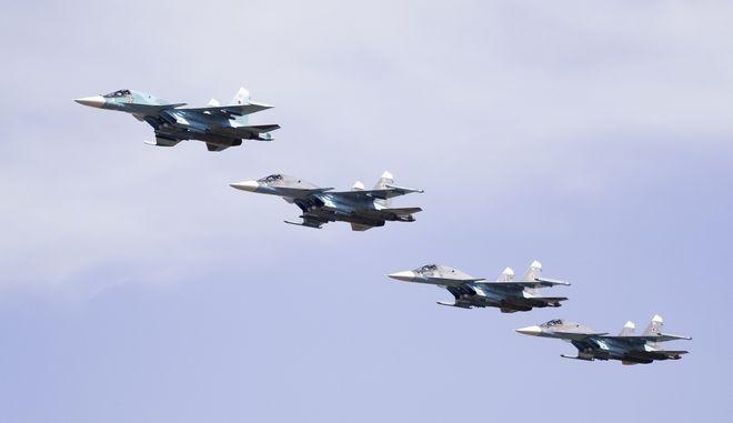 Ρωσικά αεροσκάφη