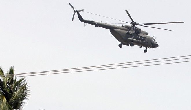 Στρατιωτικό ελικόπτερο της Βενεζουέλας