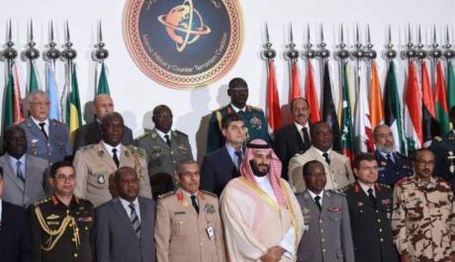 Αναλαμβάνει δράση κατά της τρομοκρατίας ο ισλαμικός συνασπισμός