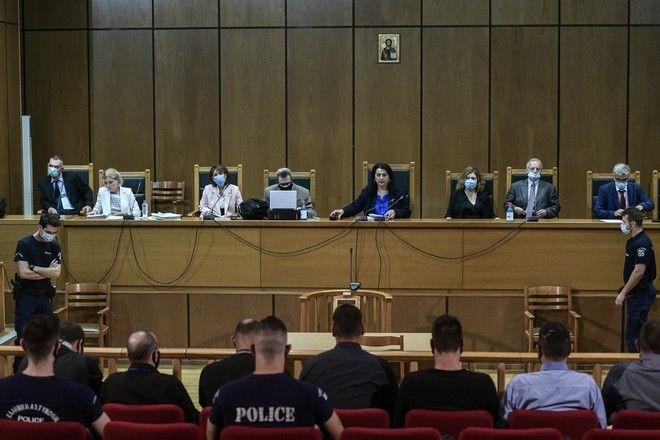 Ανάγνωση της απόφασης για τη δράση της Χρυσής Αυγής, την Τετάρτη 7 Οκτωβρίου 2020
