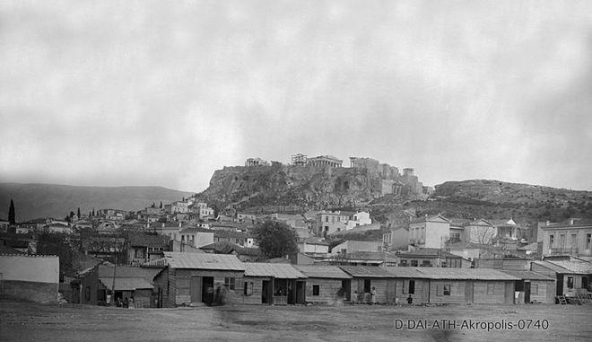 Όταν η Αθήνα είχε ποτάμι. 20 καρέ μιάς άλλης εποχής Thiseio
