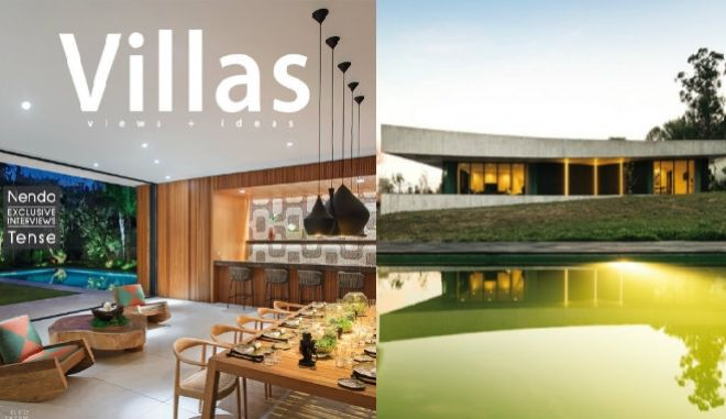 Η έκδοση του Villas για το 2017 είναι εδώ!