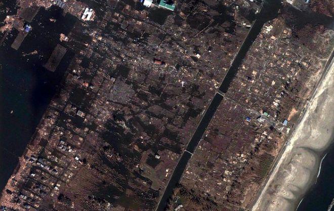 Όταν ο σεισμός και το τσουνάμι ισοπέδωσαν την Ιαπωνία