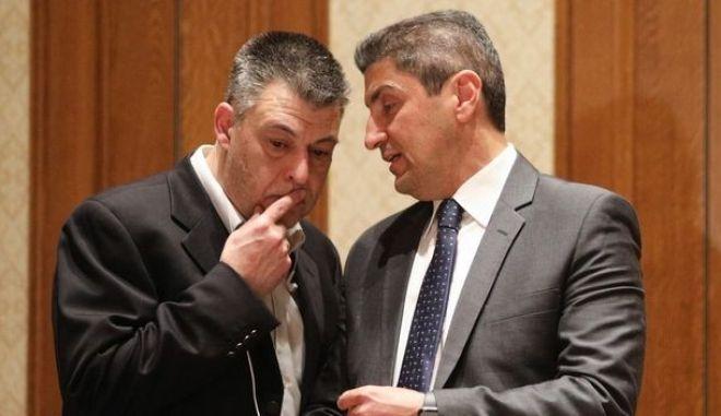 Παραιτήθηκε ο Βαγγέλης Μπραουδάκης από το γραφείο Αυγενάκη