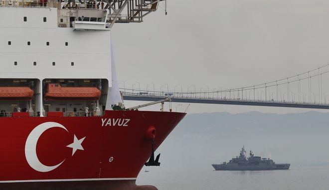 Το Γιαβούζ εισβάλλει στην κυπριακή ΑΟΖ