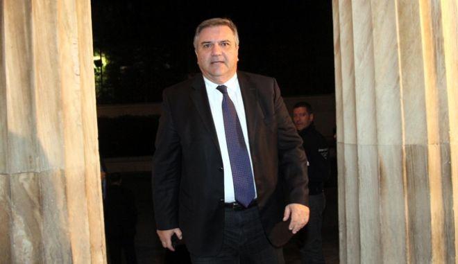 Ο Χάρης Καστανίδης