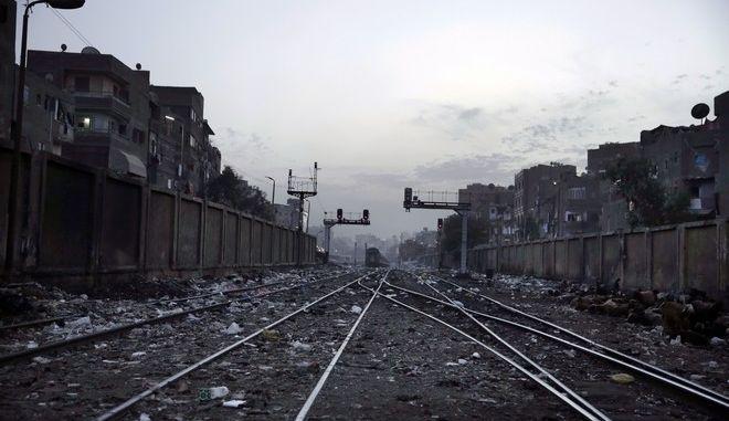 Το σιδηροδρομικό δίκτυο στην Αίγυπτο