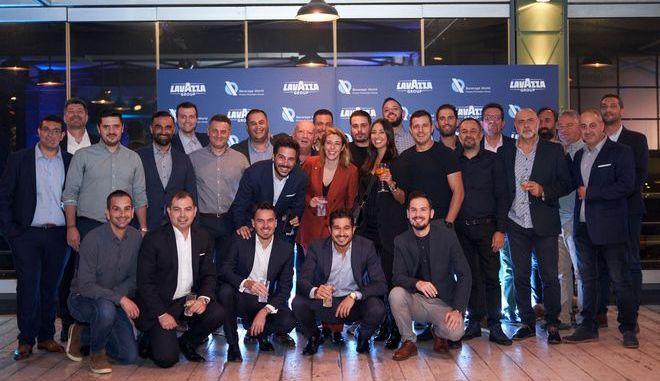 H LAVAZZA και η BEVERAGE WORLD επισφραγίζουν την επιτυχημένη συνεργασία τους για τα επόμενα δέκα χρόνια