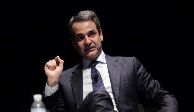 Μητσοτάκης: Οι δανειστές οφείλουν τη ρύθμιση του χρέους από το 2012