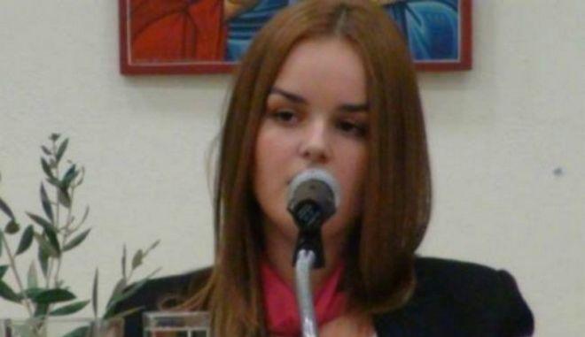 Ελληνίδα μαθήτρια άφησε άφωνο το κοινό ελληνο-γερμανικού συνεδρίου