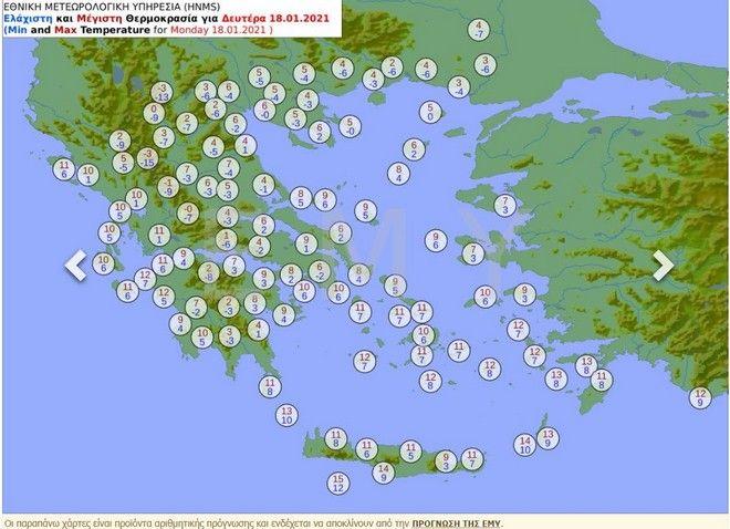 Καιρός: Έκτακτο δελτίο επιδείνωσης - Πού θα χιονίσει