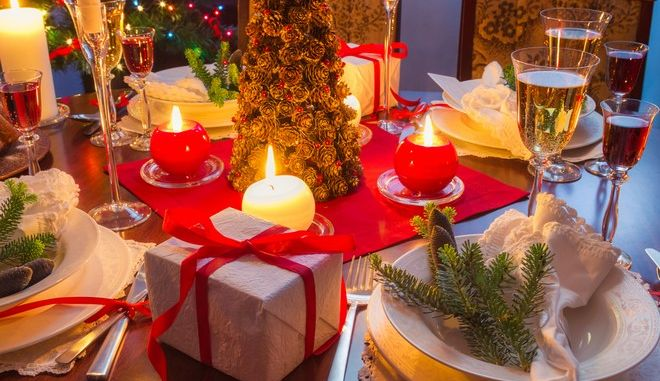 Επειδή δεν είναι όλοι φαν της γαλοπούλας - Συνταγές για το χριστουγεννιάτικο τραπέζι