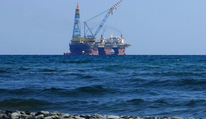 Πλατφόρμα Γεωτρήσεων στην κυπριακή ΑΟΖ