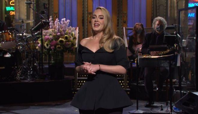 Η Adele στο SNL
