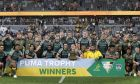 H Eθνική ομάδα της Αυστραλίας στο ράγκμπι