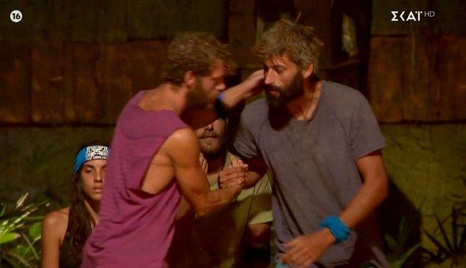 Survivor 4: Νίκος και James