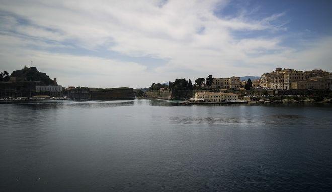 Στιγμιότυπο από την Κέρκυρα