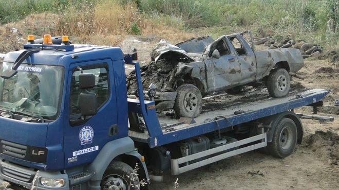 Έρευνες της αστυνομίας για τον Γραικό - Το αυτοκίνητο του θύματος